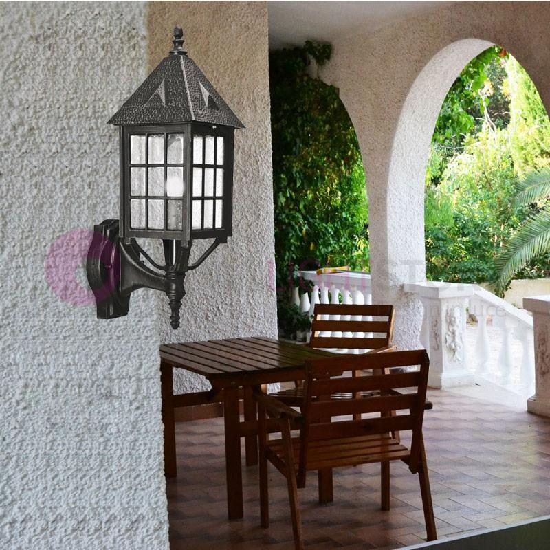 LOIRA Lanterna a parete per Esterni Classica Tradizionale
