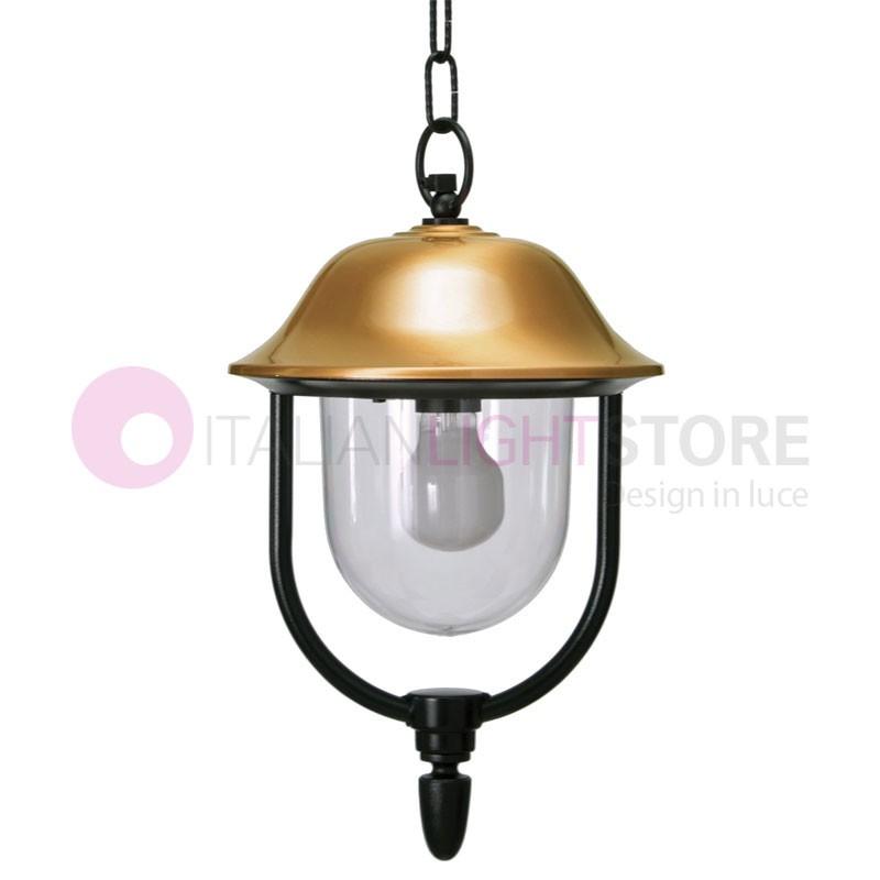LILLE Lampada a Sospensione Classica Illuminazione Esterno Giardino