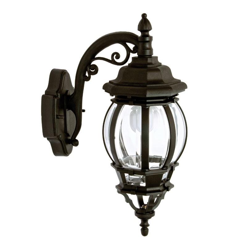 BOSTON Lanterna a parete per Esterni Classica Tradizionale h.52 cm