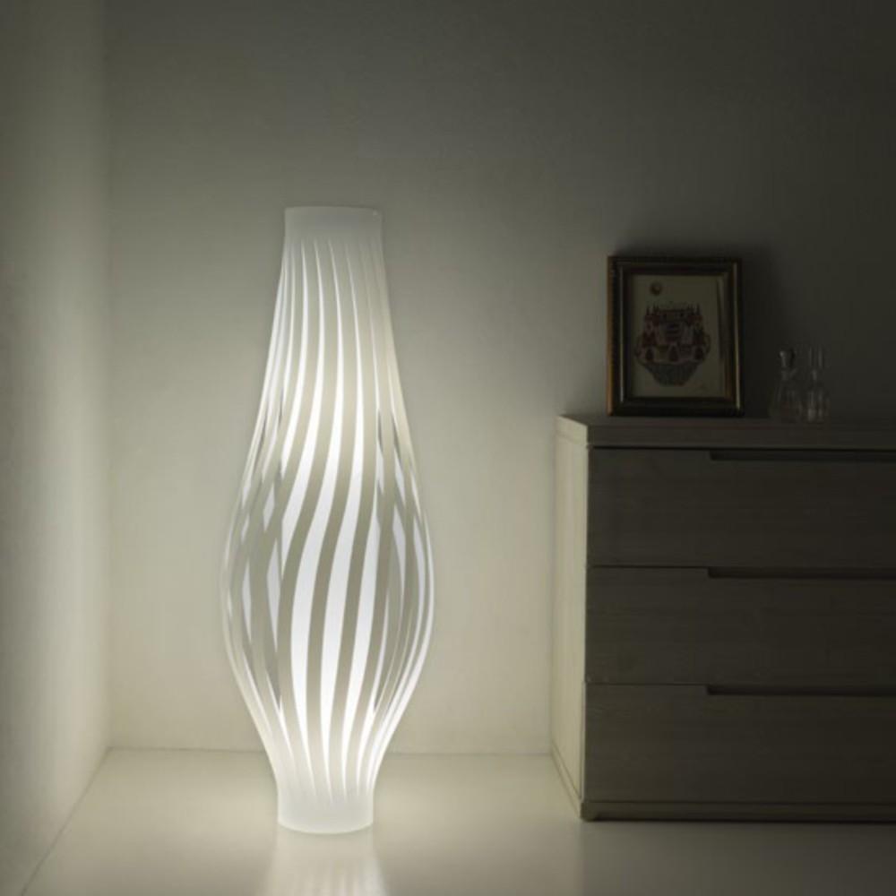 LAMPADA TERRA DESIGN Space Age Vintage Floor Lamp Nason Mazzega Birillo  Epoca