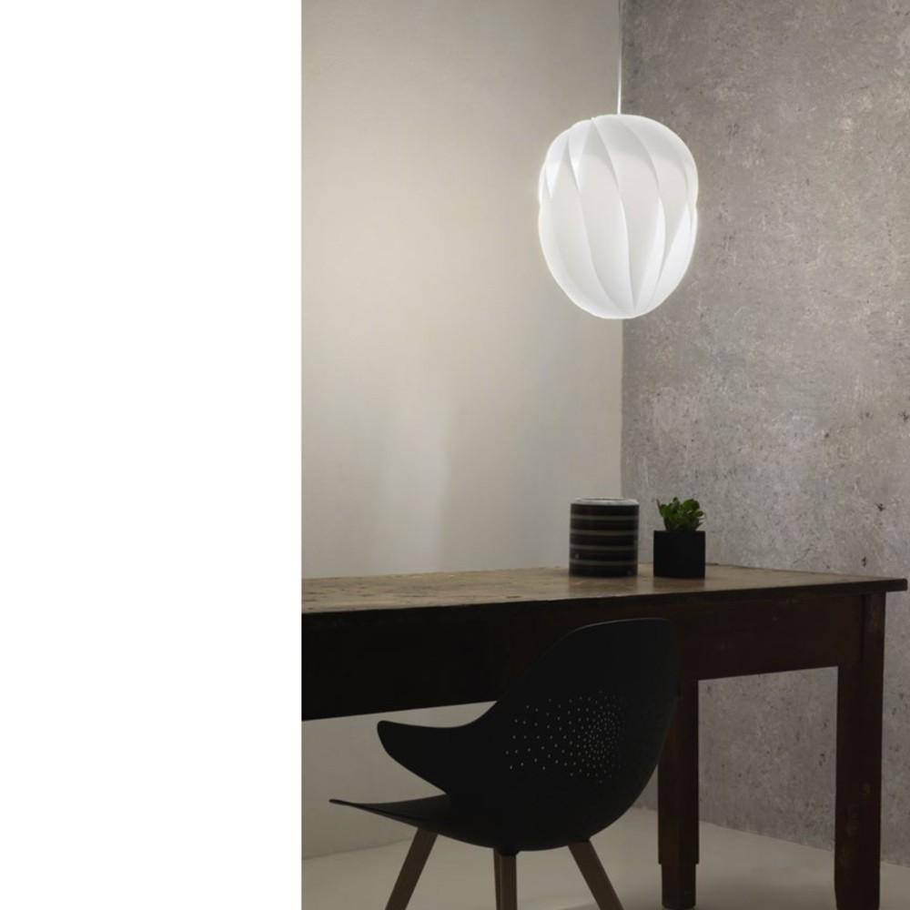 TULIP Lampada a Sospensione Tulipano Design Moderno - Linea Zero