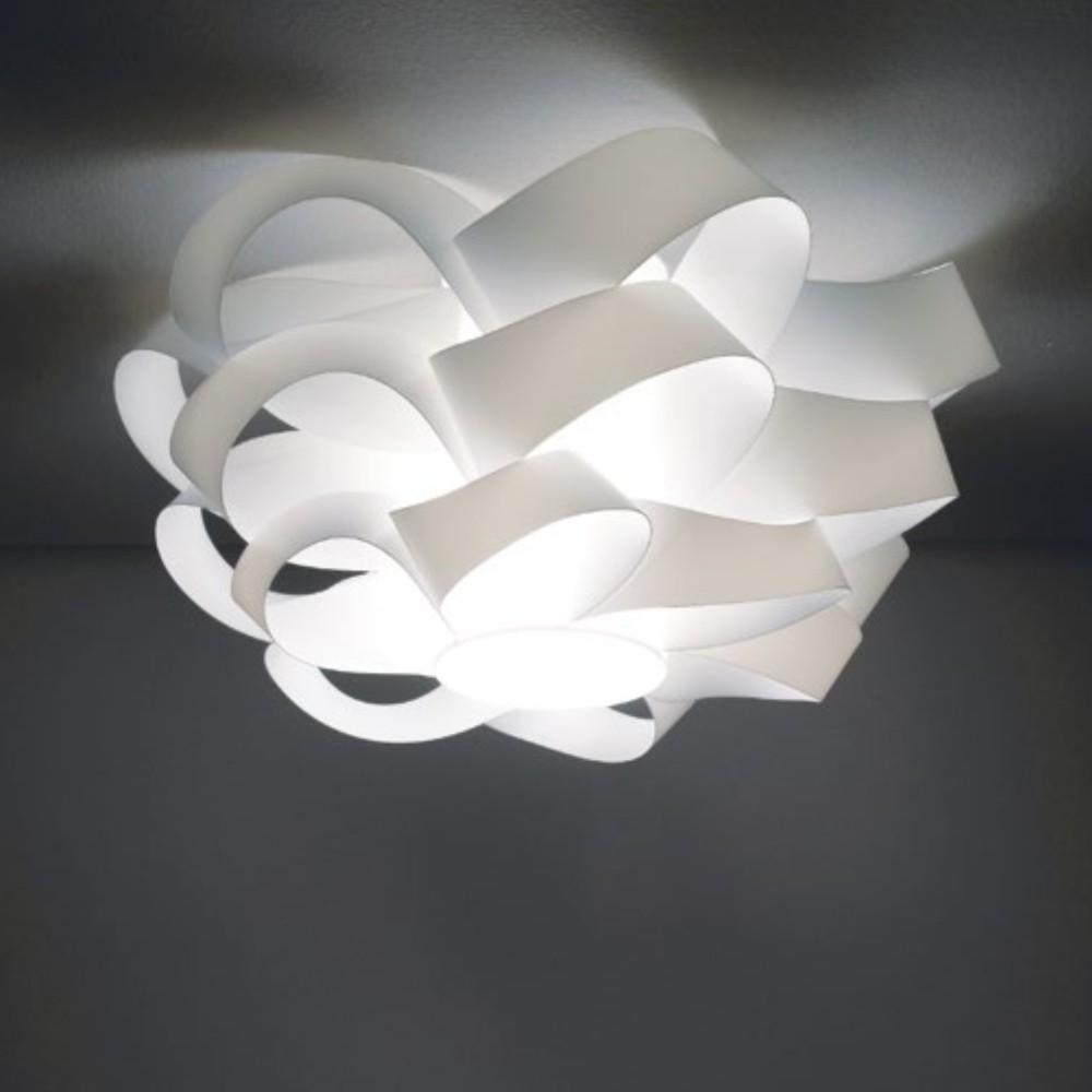 CLOUD by Linea Zero , Lampada a Soffitto Nuvola Design Moderno