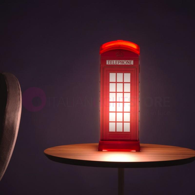 PHONE BOX Lampada da Comodino Cameretta