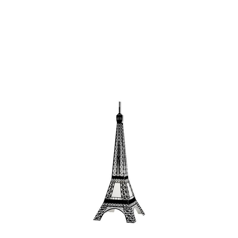 Eiffel Lampe Design De Table Moderne HD9EI2