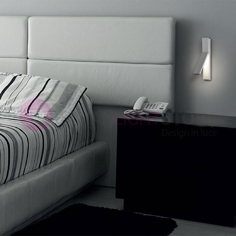 Lampade da testata letto 2 italianlightstore - Applique led per camera da letto ...
