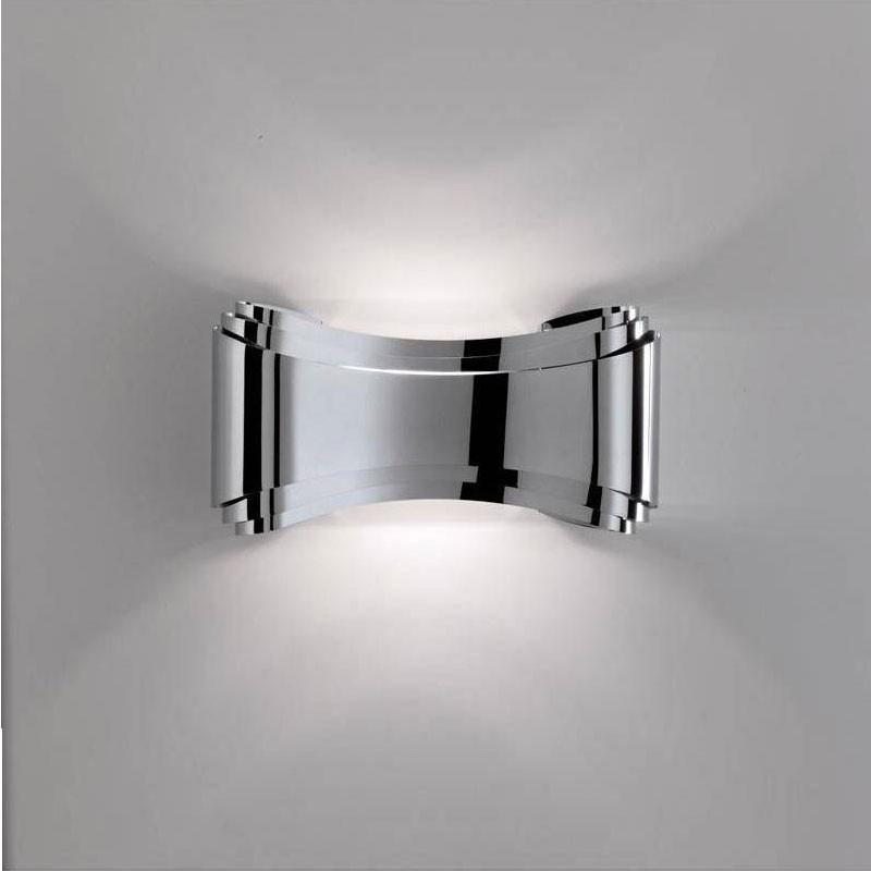 IONICA 1035 Aplique Lampada Parete Design Moderno Selene Illuminazione