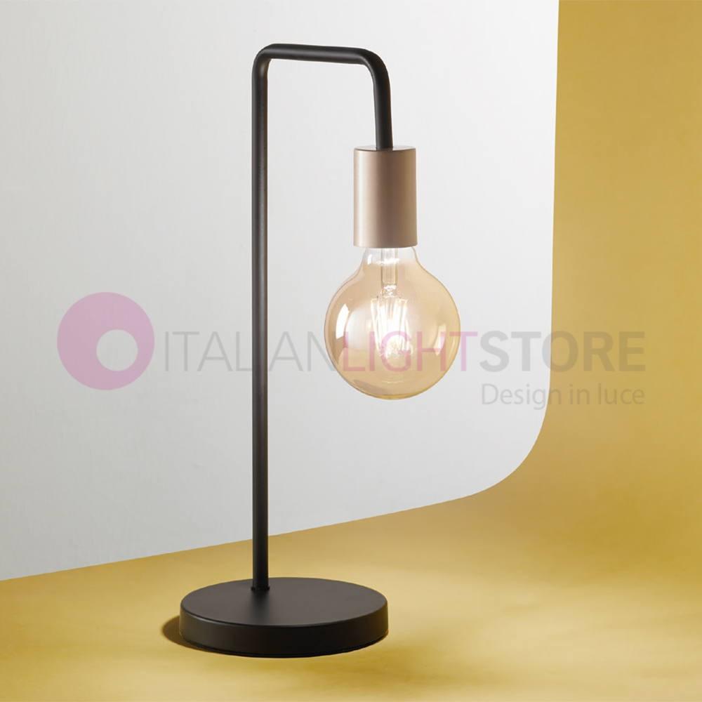 VECTOR Lampada da Tavolo Design Industriale