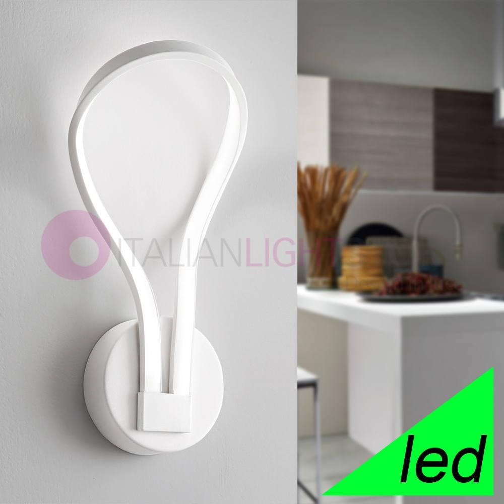Perenz 6615 BLC applique led design moderno