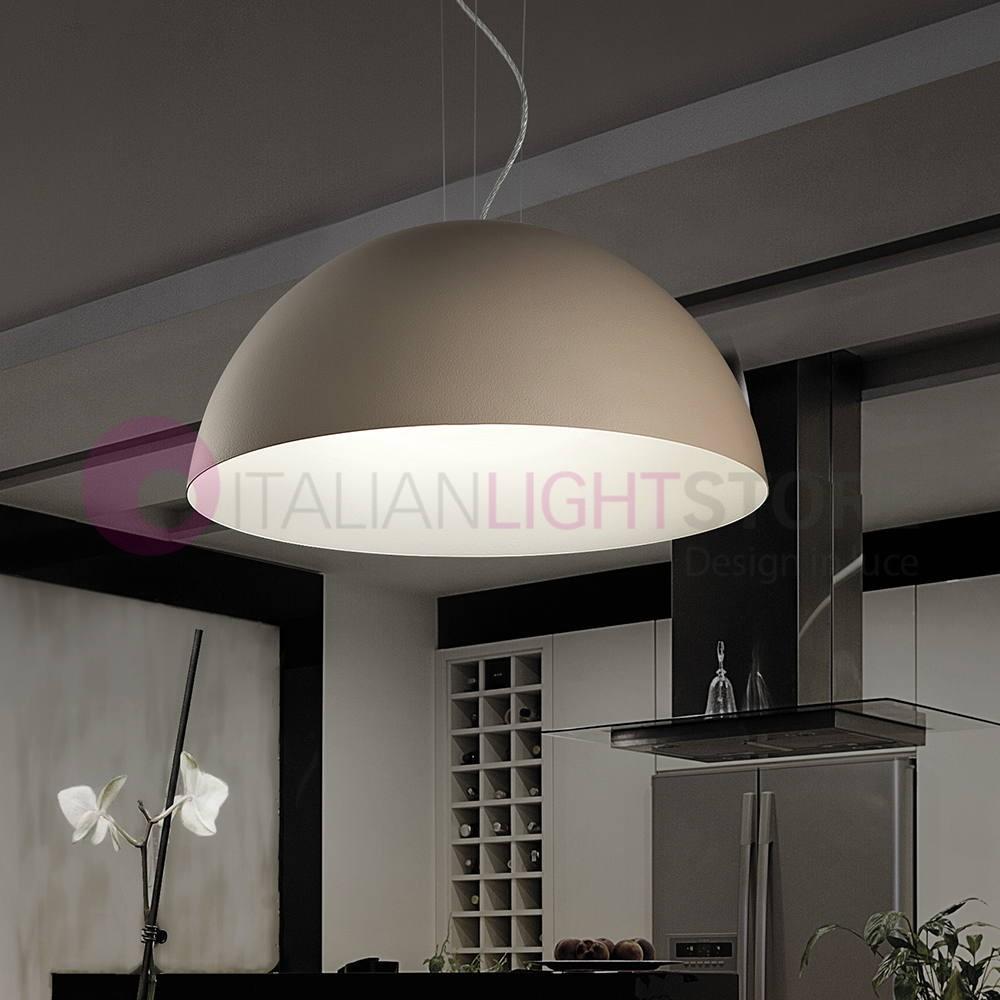 Moderna Cupola Illuminazione Braga Dune Sospensione D40561s40 TKJc3Fl1