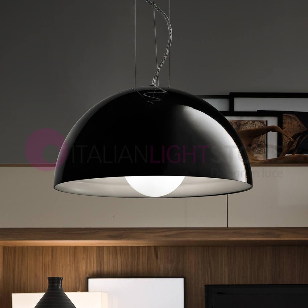 Dune Sospensione Cupola Moderna D30 561s30 Braga Illuminazione
