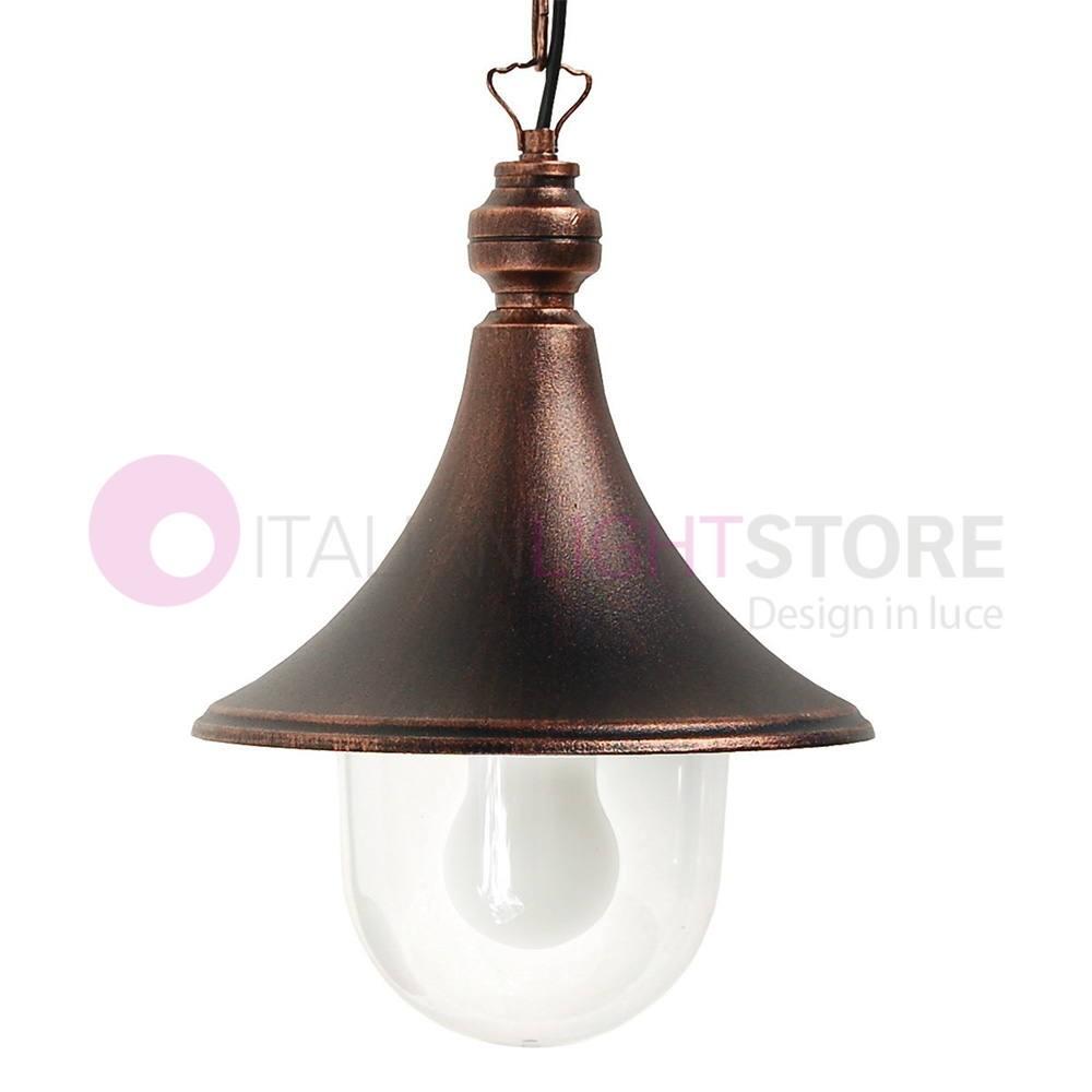 Esterno Soffitto Lampadario Illuminazione Balcone Lampada sospesa lanterna Faretti Spot