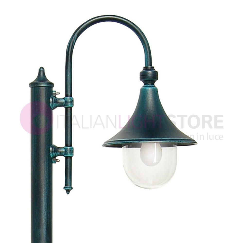 Lampioni da giardino rustici o di design 2 for Lampioni per esterno