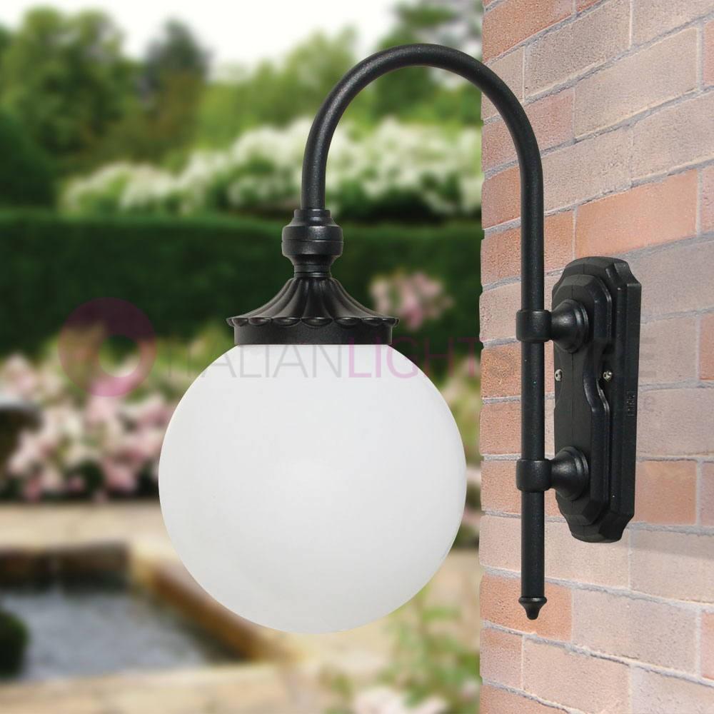 APPLIQUE LED a muro o parete Lampada Lampione Esterno Giardino Illuminazione