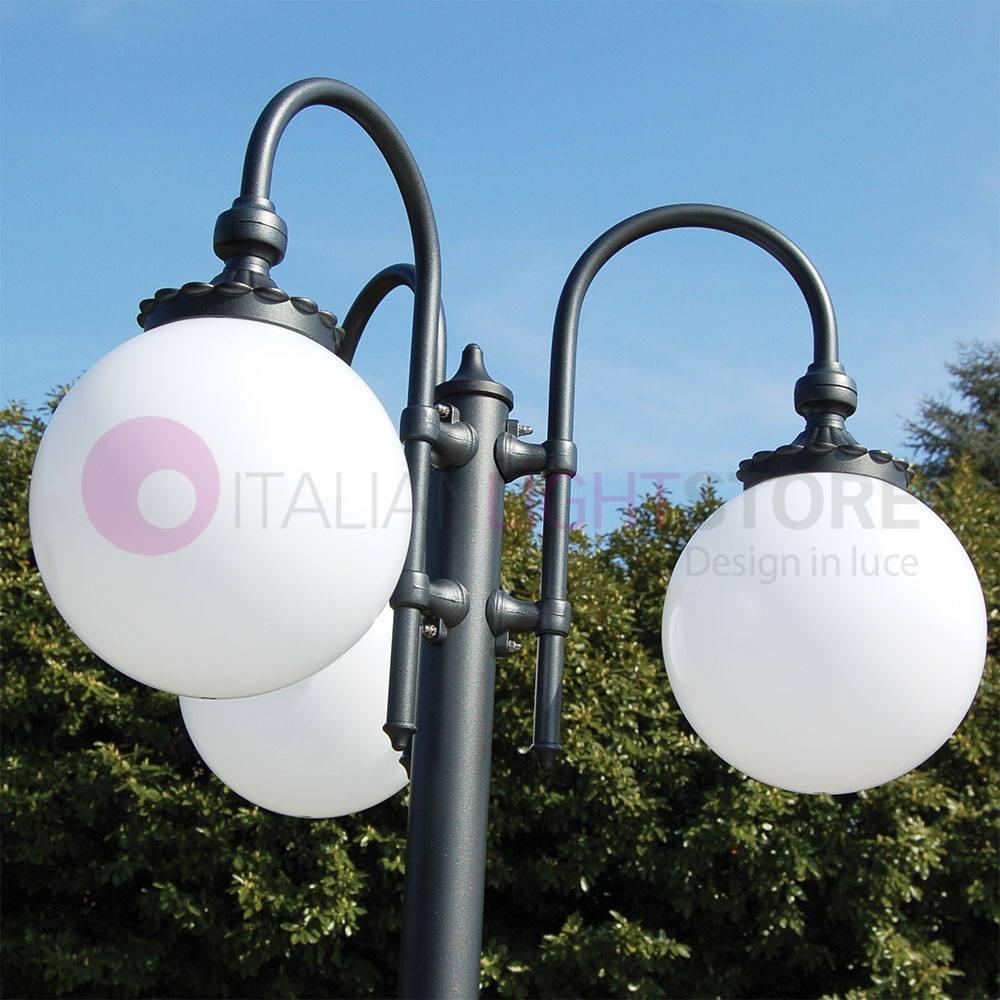 ANTARES Lampe Classique lumières de la balle d25 Gris Anthracite
