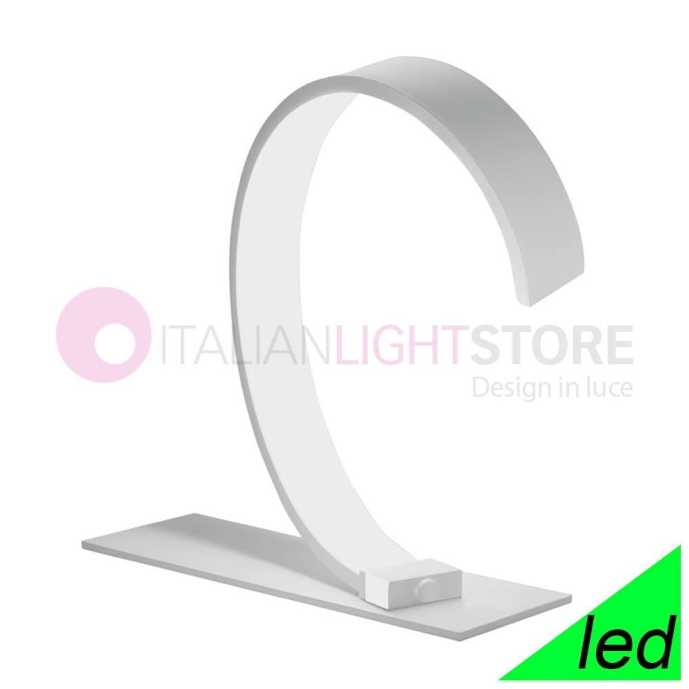 Lampade Da Ufficio A Led.Ondaluce Ciciriello Nastro Lampada Led Design Moderno