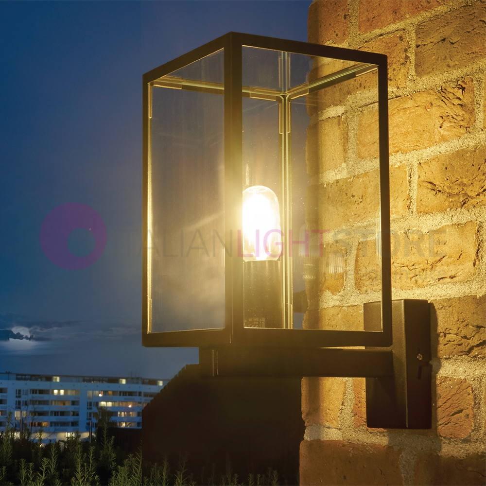 Lampade Per Porticati Esterni lofoten applique lampada a parete da esterno moderna