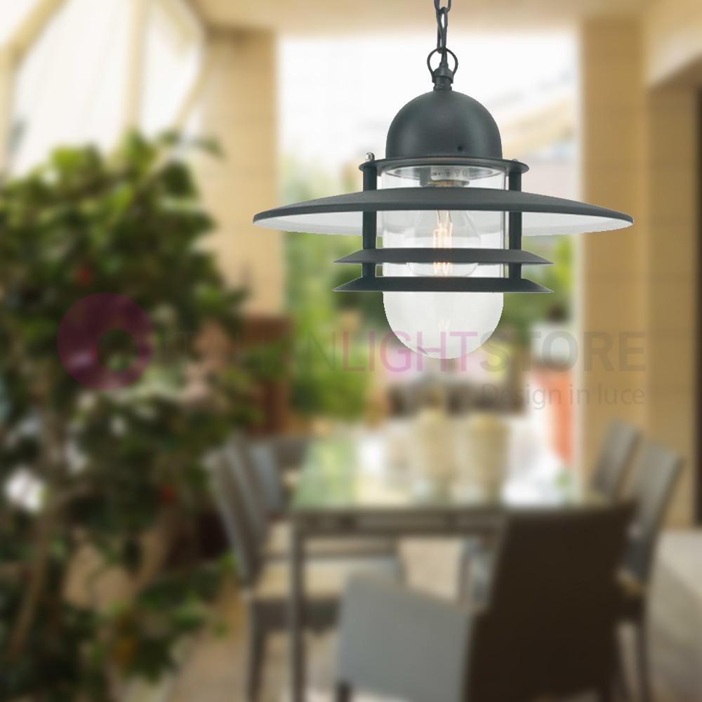 Lampade Per Porticati Esterni lampade a soffitto e lanterne da esterno - italianlightstore