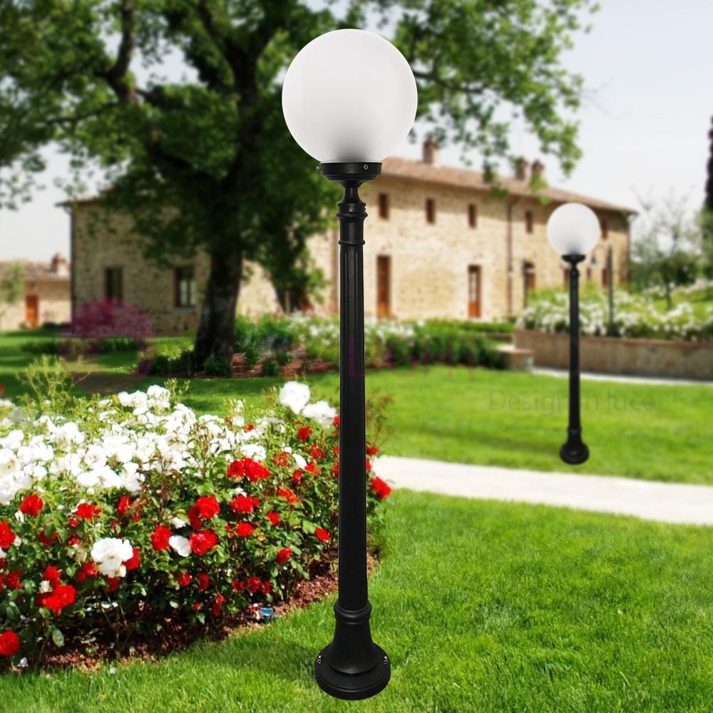 Giardini Per Case Moderne luci per giardini e camminamenti - italianlightstore