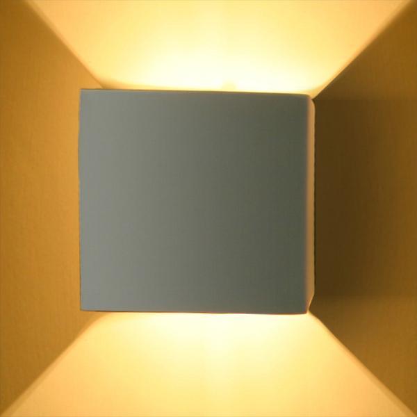 Applique da parete in ceramica applique verniciabili e - Lampade da parete fai da te ...