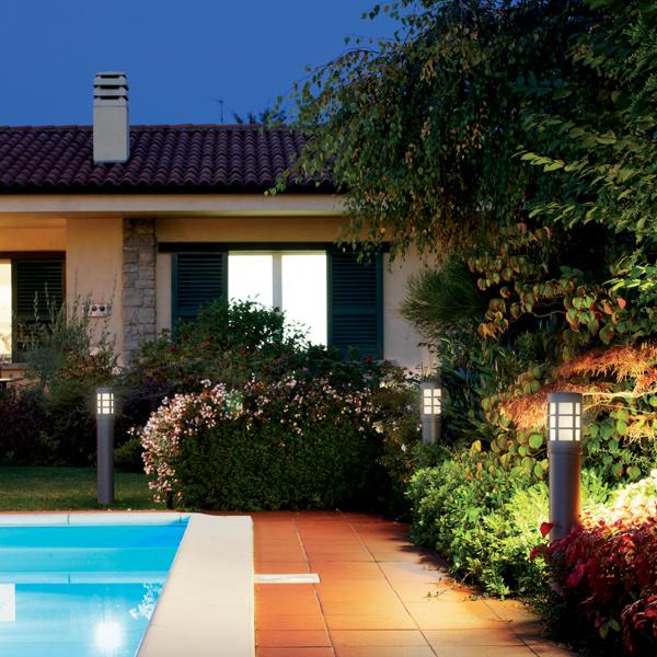 Come illuminare il giardino illuminazione per esterni - Come si progetta un giardino ...