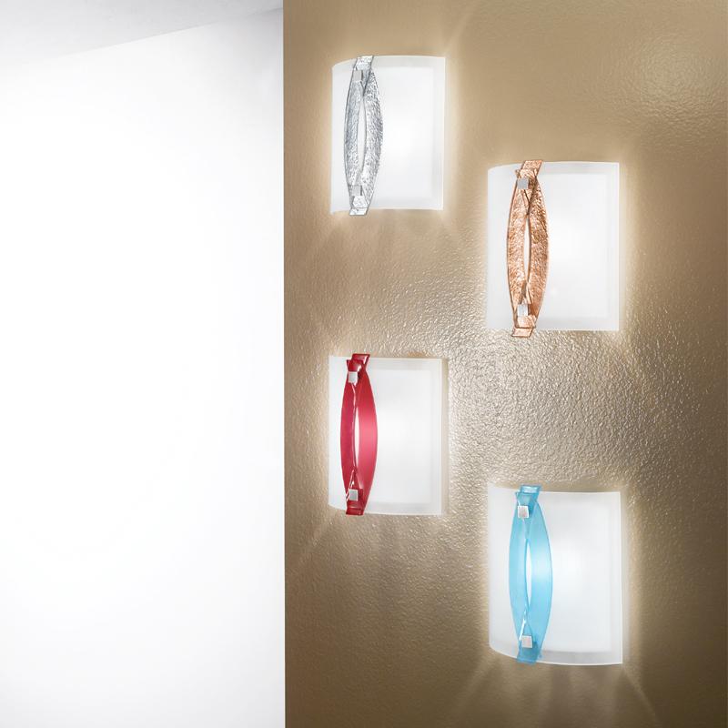 Predisporre il sistema di illuminazione del bagno con stile - Applique da parete moderni ...