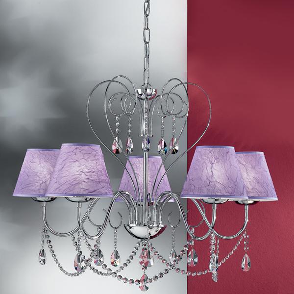 Arredare con un lampadario di design arredare casa con - Lampadari da cameretta ...