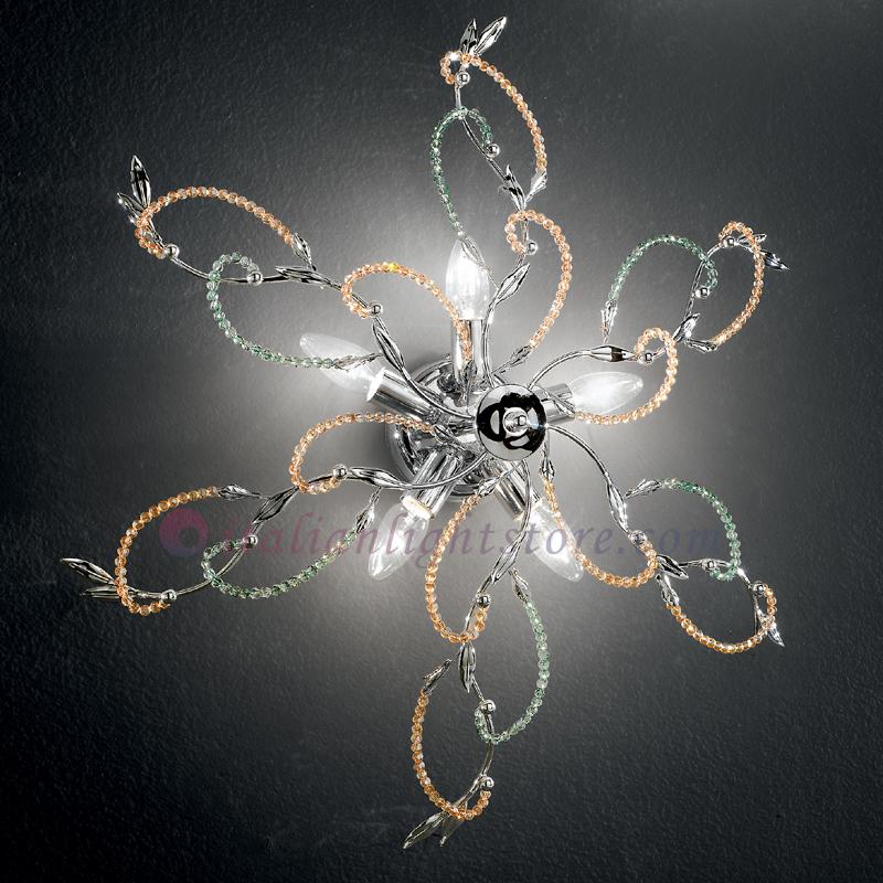 Scopri i lampadari moderni dal design raffinato for Mondo convenienza illuminazione