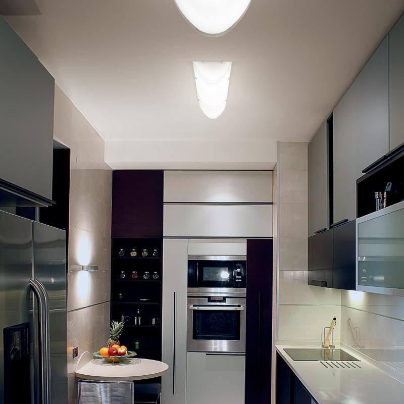Come scegliere l 39 illuminazione in cucina idee e consigli pratici - Luci a led per cucina ...