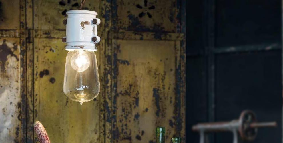 Lampadari Rustici e Lampade Vintage: Non Chiamateli Tradizionali