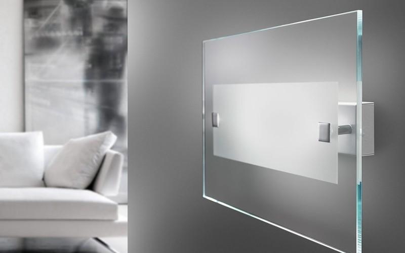 Lampade da parete a led per un illuminazione innovativa - Lampade da muro ikea ...