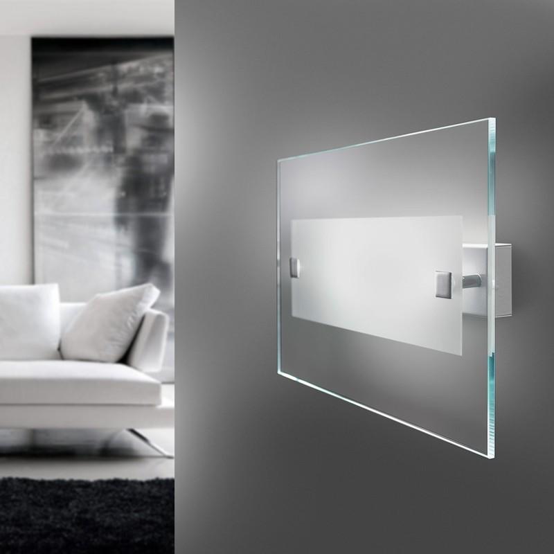 Lampade da parete a led per un illuminazione innovativa for Lampadari a led per interni