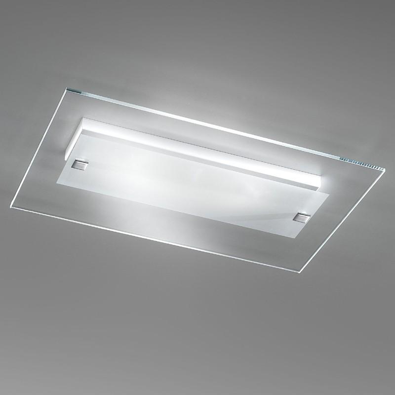 Idee moderne di lampade da soffitto per esterni e interni for Lampadario a led