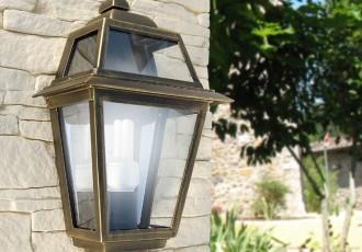 Lanterna Giardino