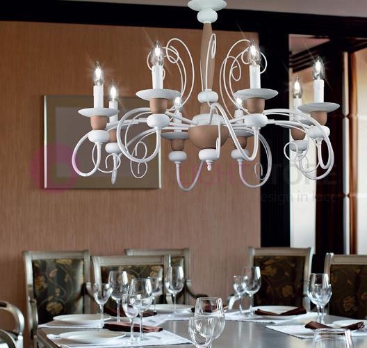 Creare lampadari moderni fai da te con originalit for Lampadari moderni arredamento