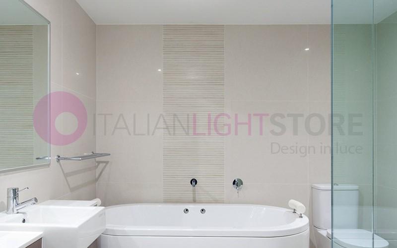 Guida pratica per illuminare il bagno italian light store - Illuminazione bagno design ...