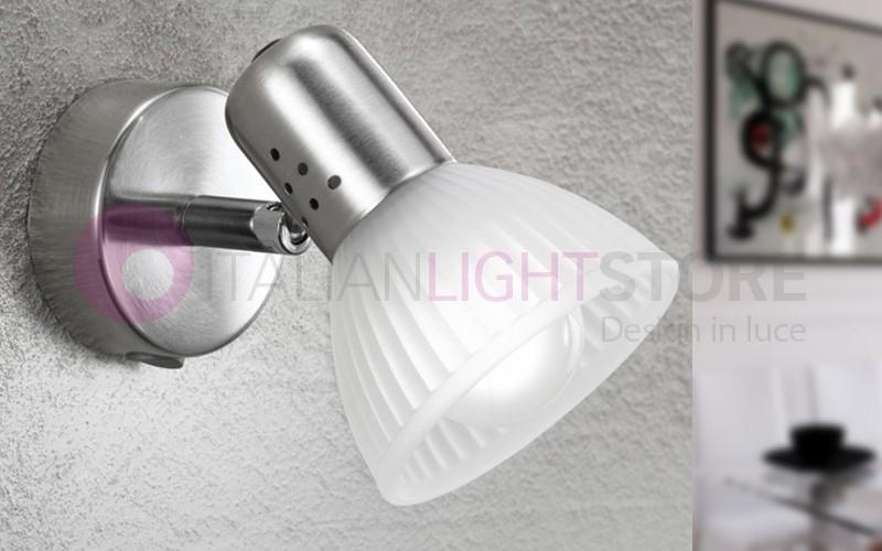Faretti da parete accessori di luce italian light store for Faretti da parete