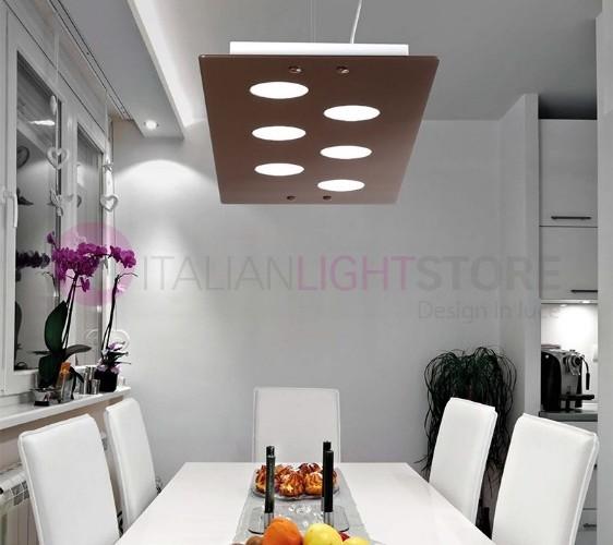 Illuminazione cucina crea la tua atmosfera italian light store - Crea la tua cucina ...