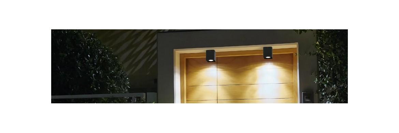 Plafoniere da Esterno LED